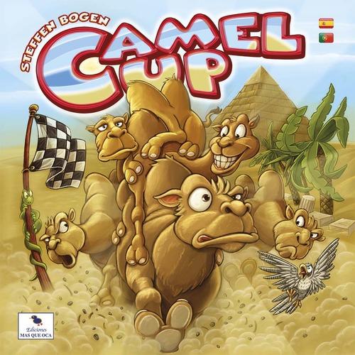 Ese camello de ahí detrás está inquietantemente contento.
