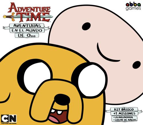 Jake el perro y Finn el humano; títulos épicos donde los haya.